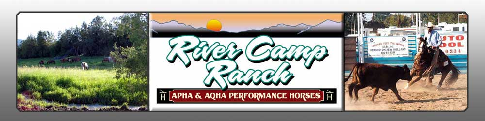 River Camp Ranch Home Page